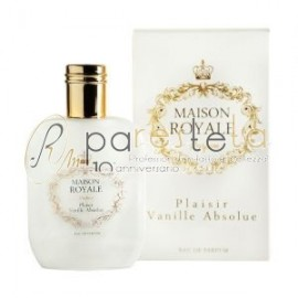 MAISON ROYALE PARFUM EDP 100ML DONNA