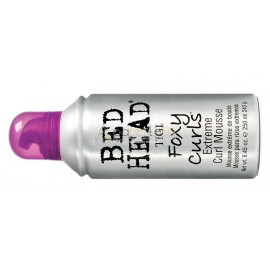 TIGI BED HEAD STYLING FOXY CURLS EXTREME CURL MOUSSE 250ML