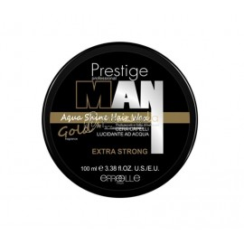 PRESTIGE MAN WATER HAIR WAX SHINE 100ML