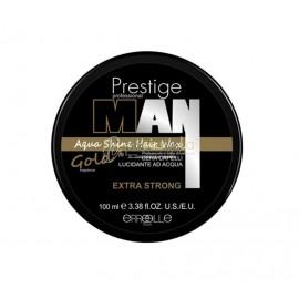 PRESTIGE MAN WATER HAIR WAX SHINE 100ML